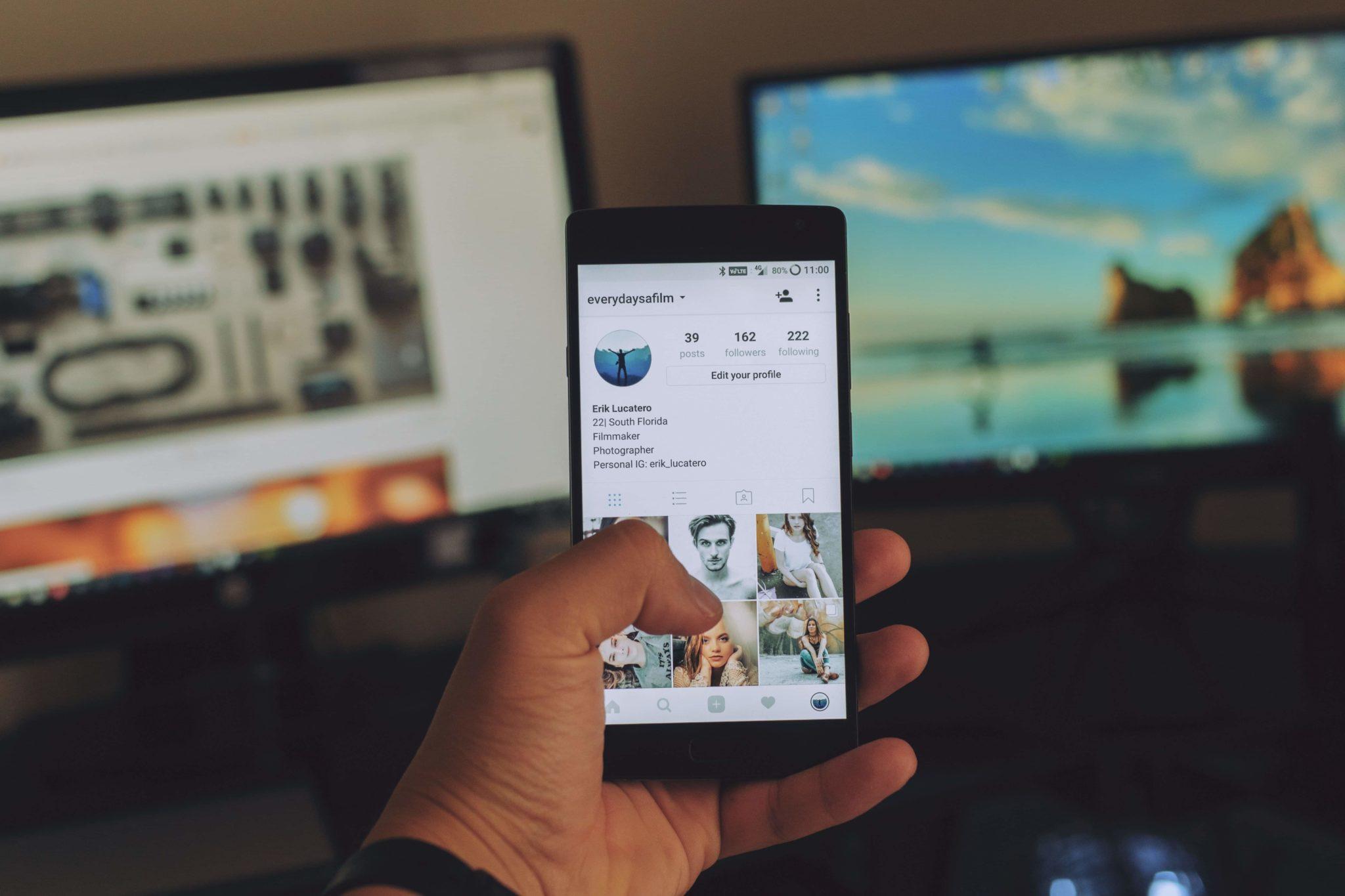 ¿Por qué es importante contar con un buen feed en Instagram?