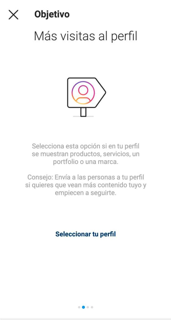 Promo para stories Instagram - mas visitas