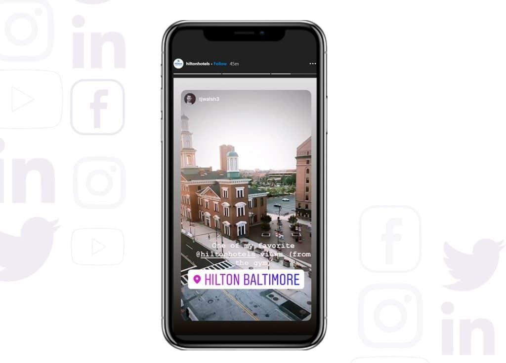 Instagram Stories - comparte promociones